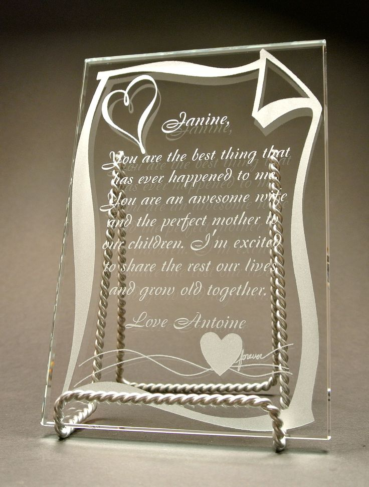 Wedding Vow Renewal Gift For Husband : ... Card Love Pinterest Romantic, Vow renewals and 40th birthday