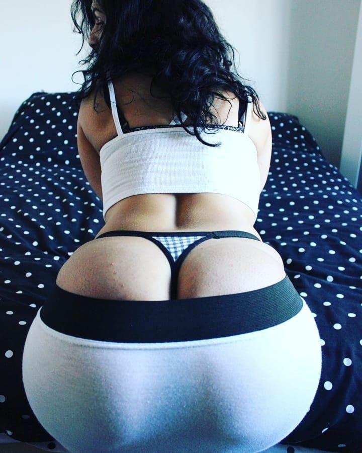 Buttplug thong ass skirt socks