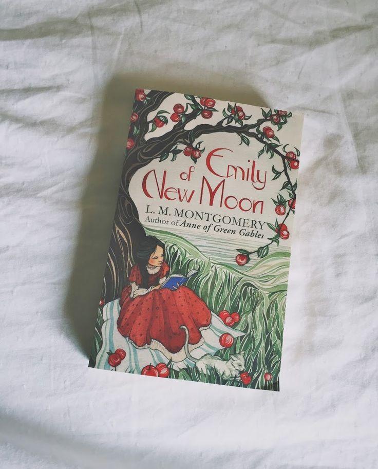 Julia's Bookbag: emily of new moon