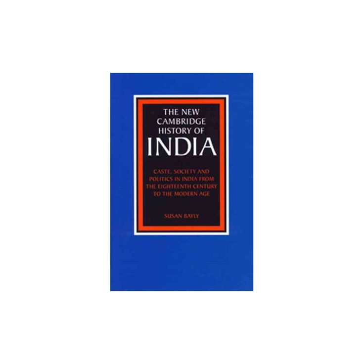 The New Cambridge History of India (4) (Hardcover)