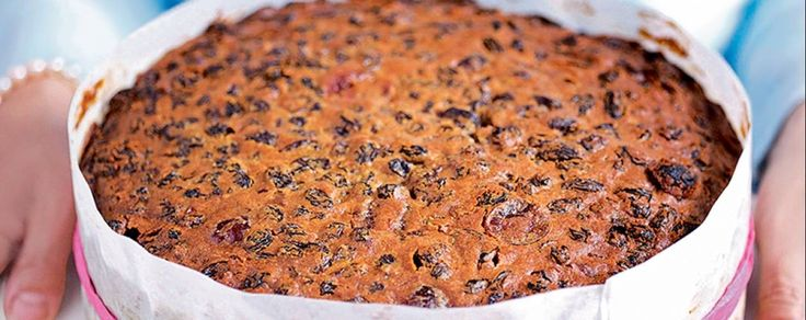 This traditional fruit cake recipe has been a Christmas favourite for years – it will keep for up to three months without icing.