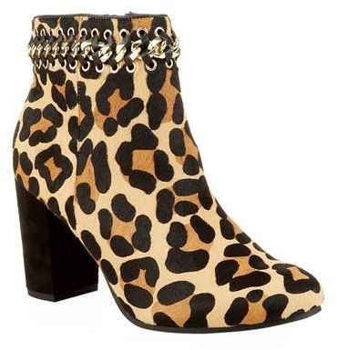 1000  images about Leopard print ankle boots on Pinterest | Kurt ...