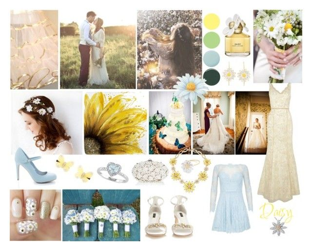 Daisy Chains by bee-hooper on Polyvore featuring JS Collections, Dolce&Gabbana, Miadora, Alison Lou, Alex Monroe, Monsoon, Marc Jacobs, Smith & Cult, Burberry and Dot & Bo