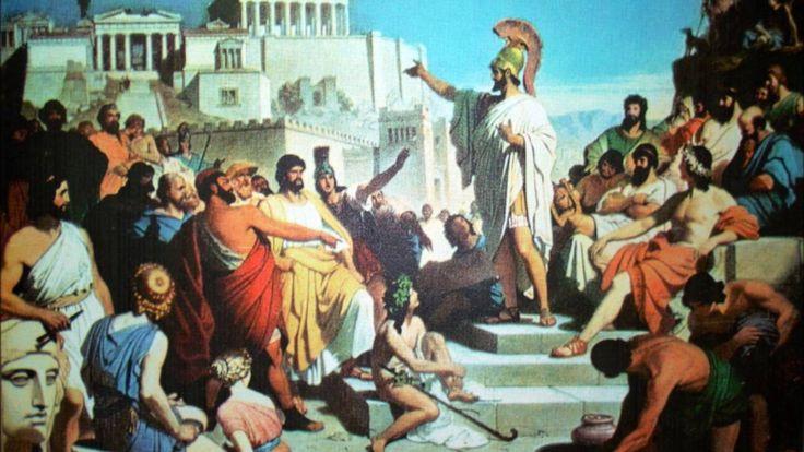 τα πολιτεύματα στην αρχαία Ελλάδα https://www.youtube.com/watch?v=w6bdaHKf9Lc