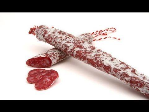 Колбаса сыровяленая кнуты (сыровяленая колбаса своими руками)