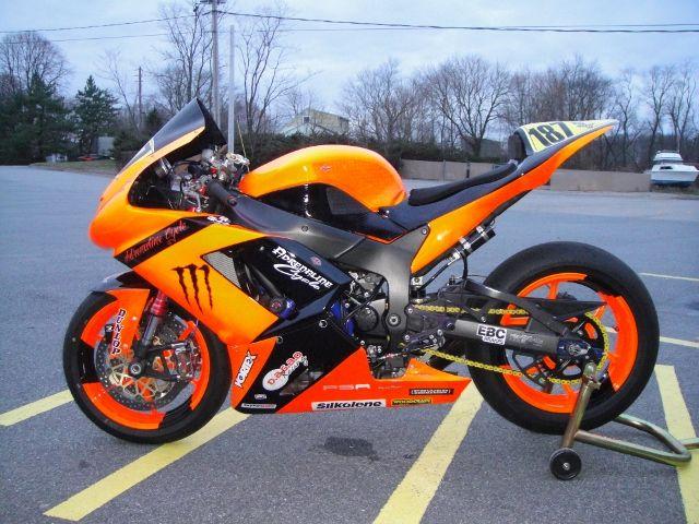 2008 RACE READY KAWASAKI ZX-6 - http://get.sm/kcUWvGb #wera Kawasaki,bike,Brembo,kawasaki,race,track,zx-6