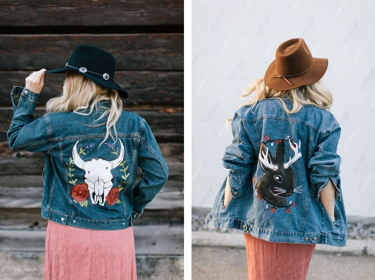 New Young Denham Jackets — Nicole Young