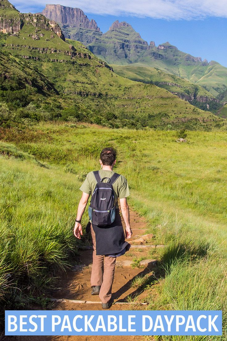 Packable daypacks are perfect for travelling carry-on only as you can pack them inside your main luggage. Click through for a review of the best ultralight backpacks for travel.