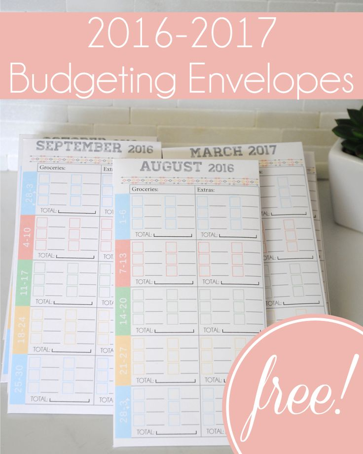 PDF À TÉLÉCHARGER / ENVELOPPES POUR BUDGÉTISATION / EXCELLENTE IDÉE -----Stop assuming your finances will even themselves out, and start working for it!! These budgeting envelopes are an amazing resource, that are…