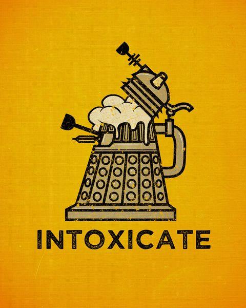 intoxicate.
