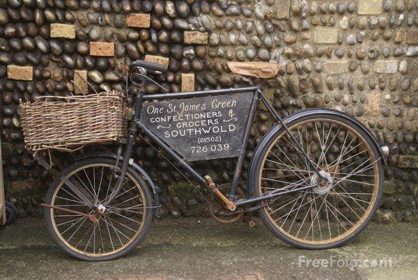 Contando historias con una bicicleta