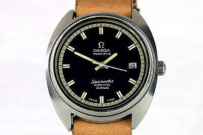 Omega Seamaster Cosmic 2000! Out of this world! Vintage!