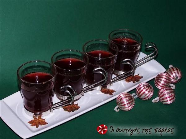 Christmas beverage #cooklikegreeks #christmasbeverage