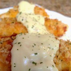 Crispy Cheddar Chicken - Recipes, Dinner Ideas, Healthy Recipes & Food Guide