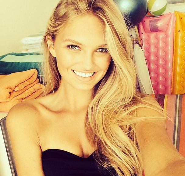 Dutch Models for Victoria Secret Show