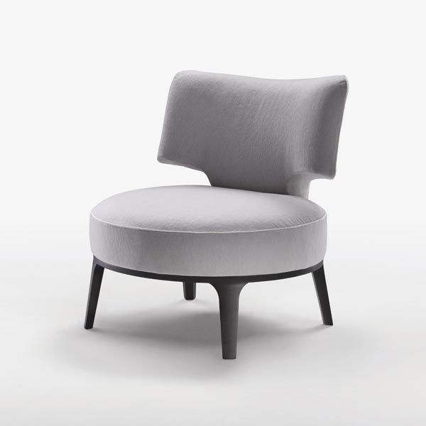 Drop Small Armchair By Flexform Mood