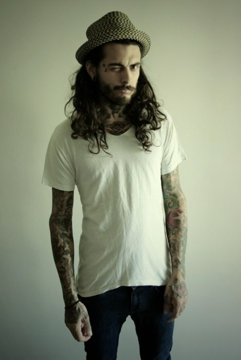 heavy metal hipster mens hairstyles pinterest sexy