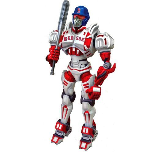 "Foam Fanatics MLB 10"" Team Cleatus Robot - Boston Red Sox"