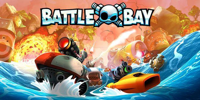 Battle Bay un multijugador de batallas en línea de Rovio http://j.mp/22hrjIC |  #Android, #BattleBay, #IOS, #JuegosMóviles, #Noticias, #Rovio, #Tecnología