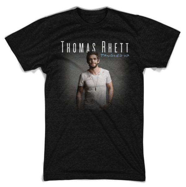 Thomas Rhett - Tangled Up Tee | Merch | Big Machine Label Group