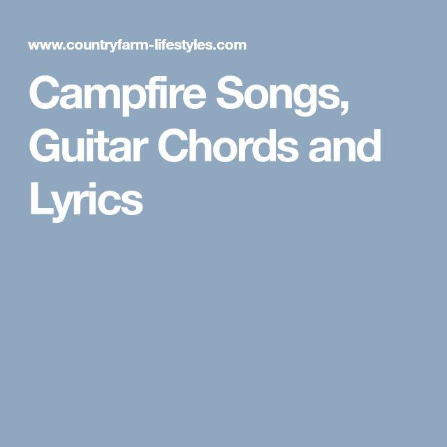 Easy Girl Guide Camp Songs Guitar Chords - Ebook List
