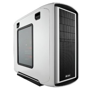 Corsair CC600TWM-WHT Special Edition Graphite Series 600T Mid Tower Gaming Computer Case - White600T Mid Towing, Graphite, Towers, Editing, Corsair Cc600Twm Wht, Games Computers, Mid Towing Games, Computers Cases, Cc600Twm Wht Special