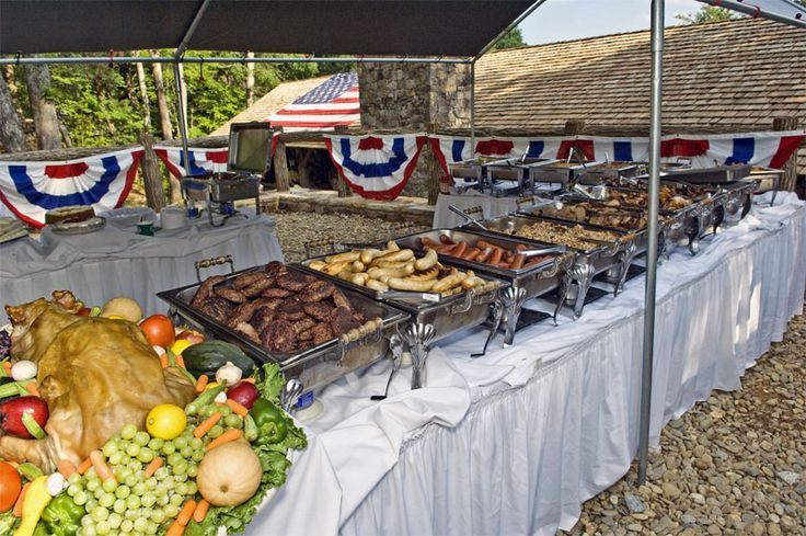 Restaurants Cater Large Parties