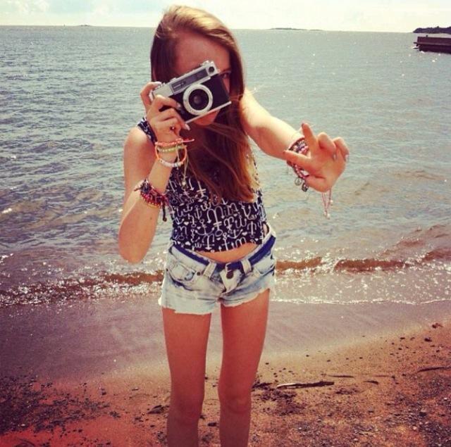 summer ootd #TB