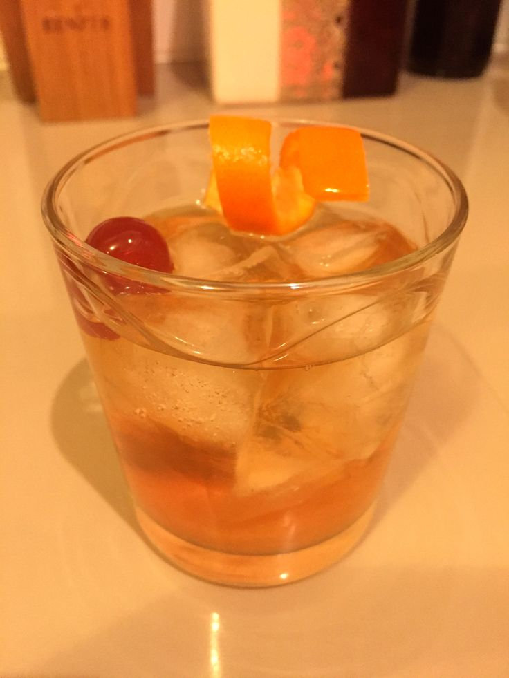 Classic Old-Fashioned