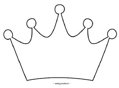 kroon versieren verjaardag kroon knutselen