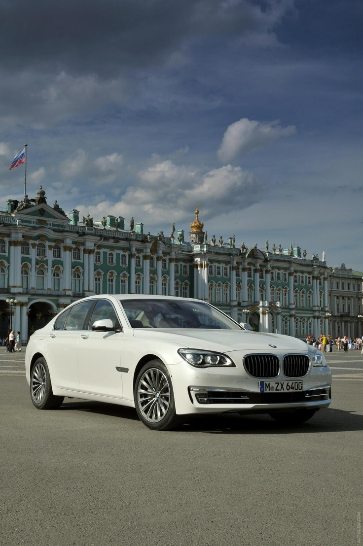 2013 BMW 7 Series. Nothing drives like a BMW. Love them.