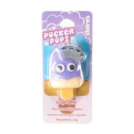 Brillant à lèvres Cupcake Princess