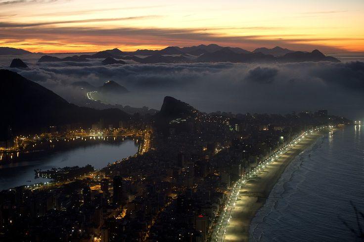 Rio de JaneiroBrazil, Favorite Places, Rio De Janeiro, The View, Beautiful Places, World, Heritage Site, City, Declaration Rio