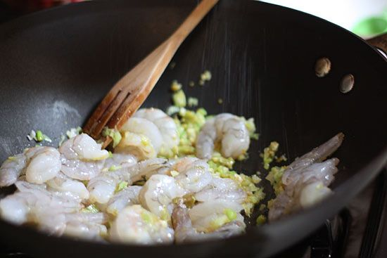 Thai Green Curry Coconut Shrimp with Basil | Skinnytaste