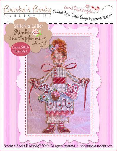 Brooke`s Books Publishing  Pinky the Peppermint Angel/ цена 670 рублей