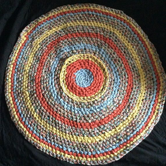 Favorite 67 best Our toothbrush knotted Amish rag rugs images on Pinterest  YO82