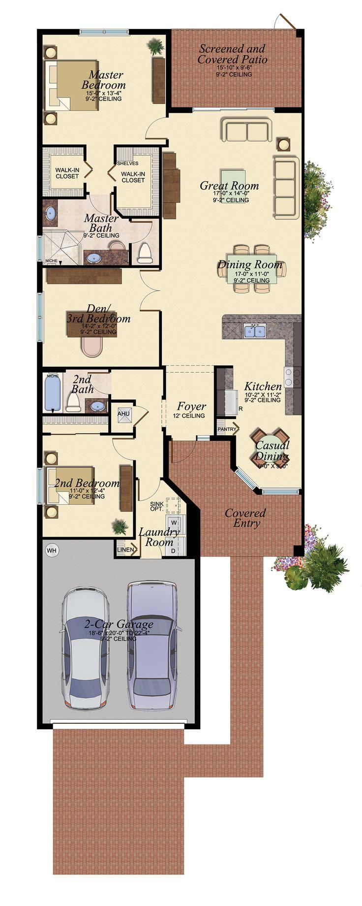 14 best platinum floorplans images on pinterest home finder find this pin and more on custom home builders florida by veenashekar julia 35 floor plan