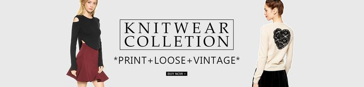 knit wear collection