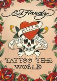 Ed Hardy: Tattoo the World [DVD] [2010], 15755858