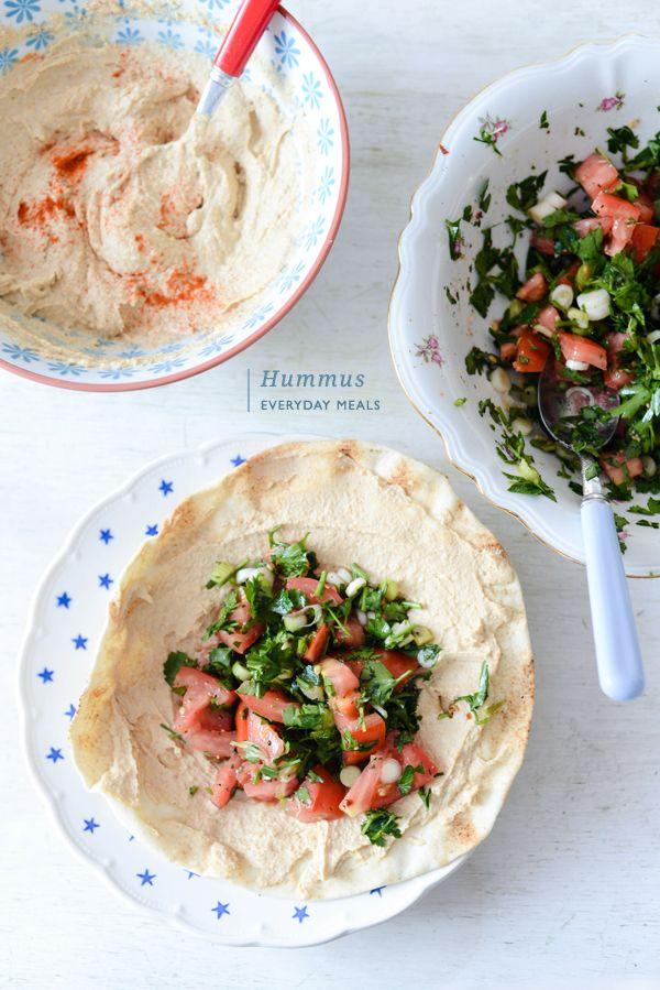 Hummus The Yvestown Blog