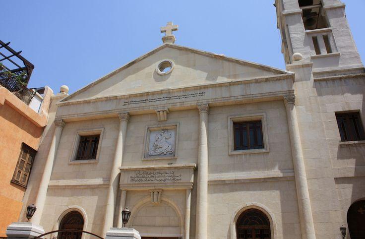 St George Syriac Orthodox Church. Damasco 72