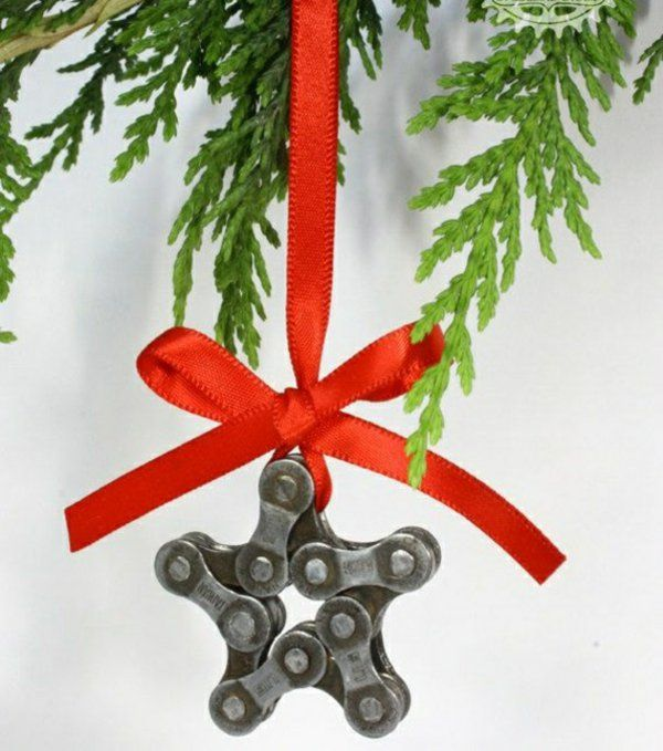 331 best images about fahrrad on pinterest bike chain for Christmas decoration 94