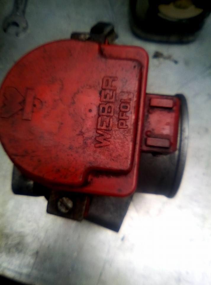 Ford Sierra 2wd Rs Cosworth Yb Throttle Body With Weber Pf01 Tps Ford Sierra Ford Throttle