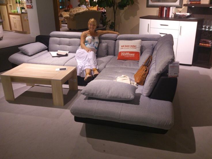 Höffner wohnzimmer  9 besten wohnen Bilder auf Pinterest | Wohnen, Sofas und Sessel