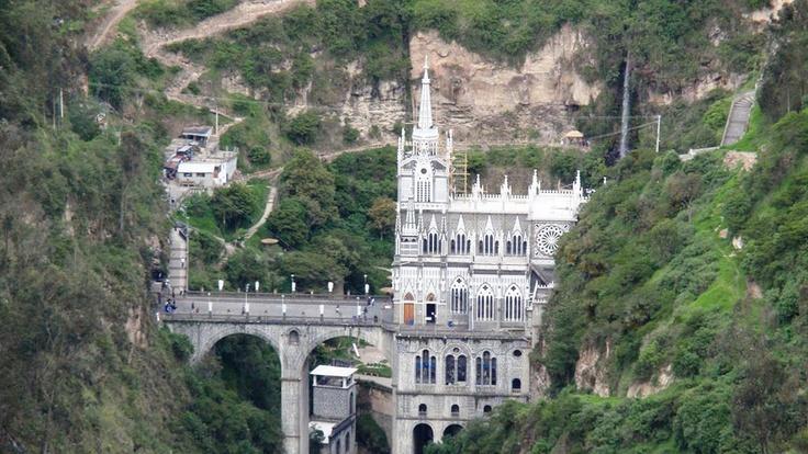 Las Lajas Sanctuary Tourism, Colombia - Next Trip Tourism