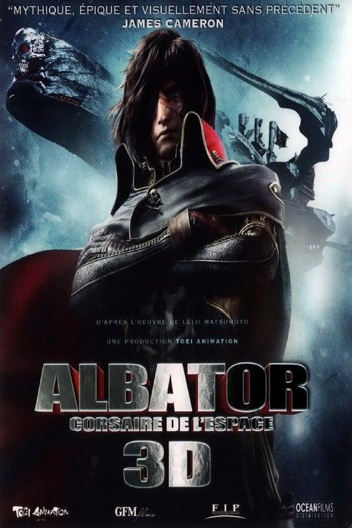 Space Pirate Captain Harlock 【 FuII • Movie • Streaming