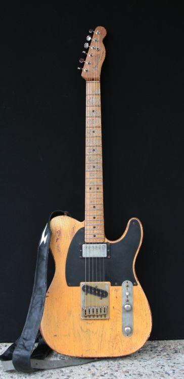 "Keith Rishards' ""Micawber"" (Fender Telecaster)"