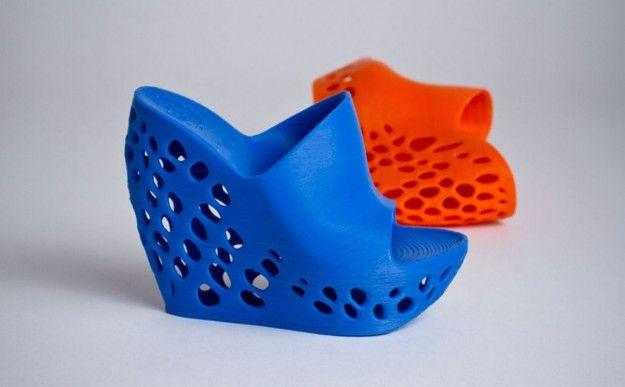 E' boom di stampanti 3D: in Finlandia le usano per creare scarpe alla moda!