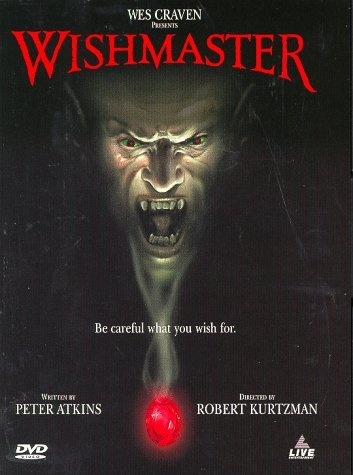 Wes Craven Presents Wishmaster - Rotten Tomatoes