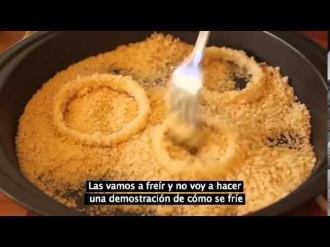 Aprende cómo hacer los aros de cebolla más crujientes del mundo | Upsocl